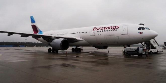 Eurowings D-AXGA