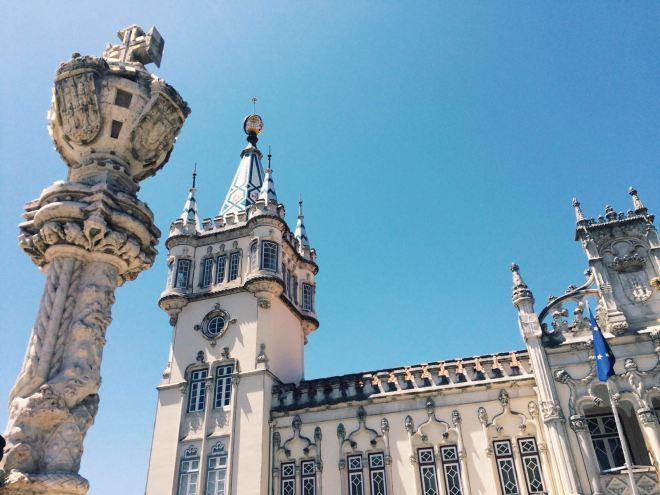 Rathaus in Sintra