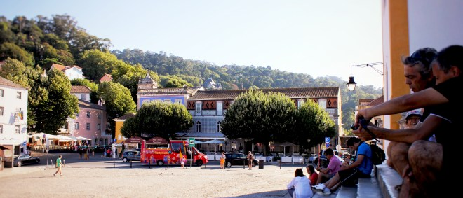 Marktplatz Sintra