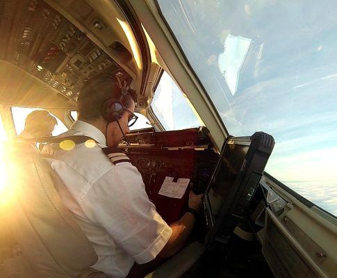Ein Tag im Leben eines Avro Piloten bei der SWISS!