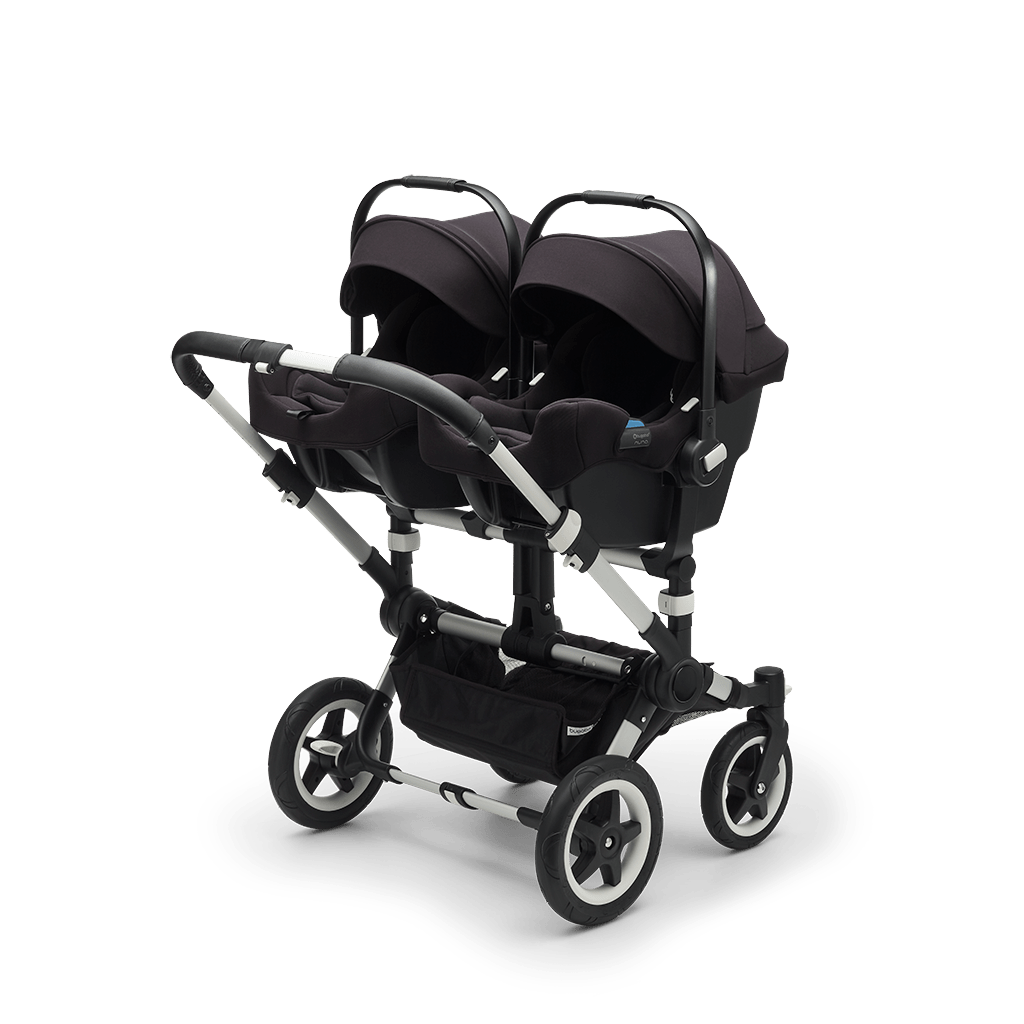 Pram Extra Seat Bugaboo Donkey 2 Twin Car Seat Pushchair
