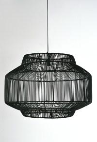 Rattan Light Pendant - Lights Design Ideas