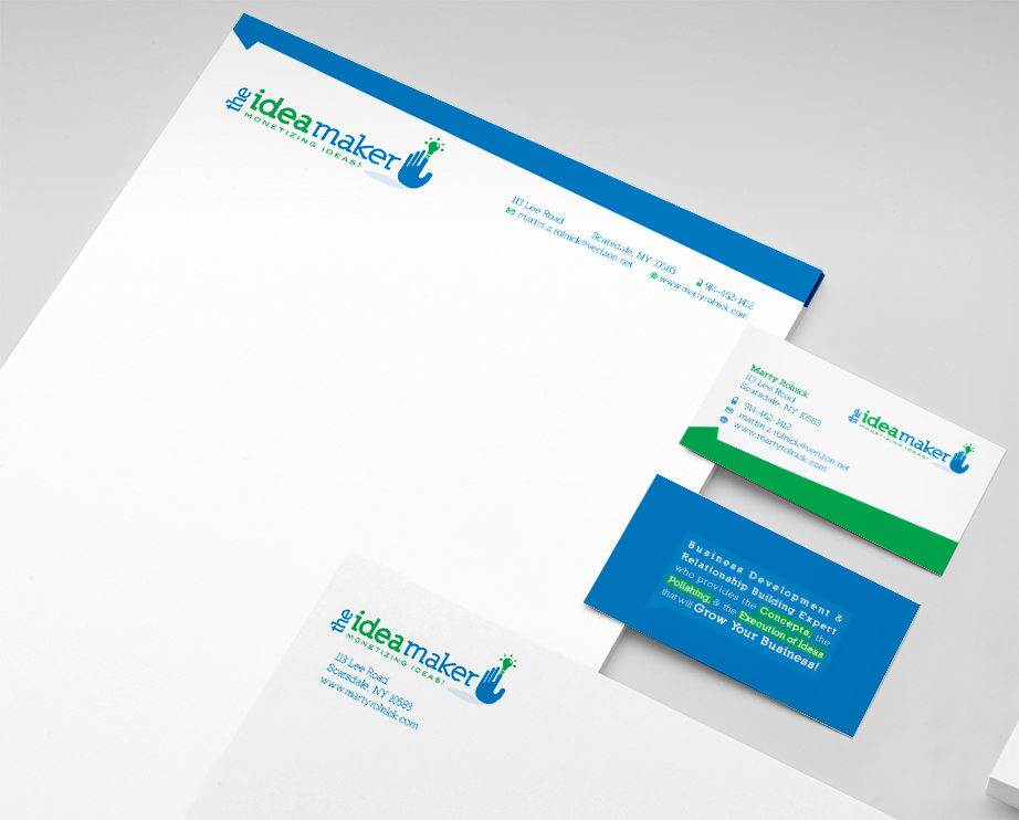 Corporate Identity Design by DistinctiveDesignSolutions - Freelancer - letterhead and envelope design