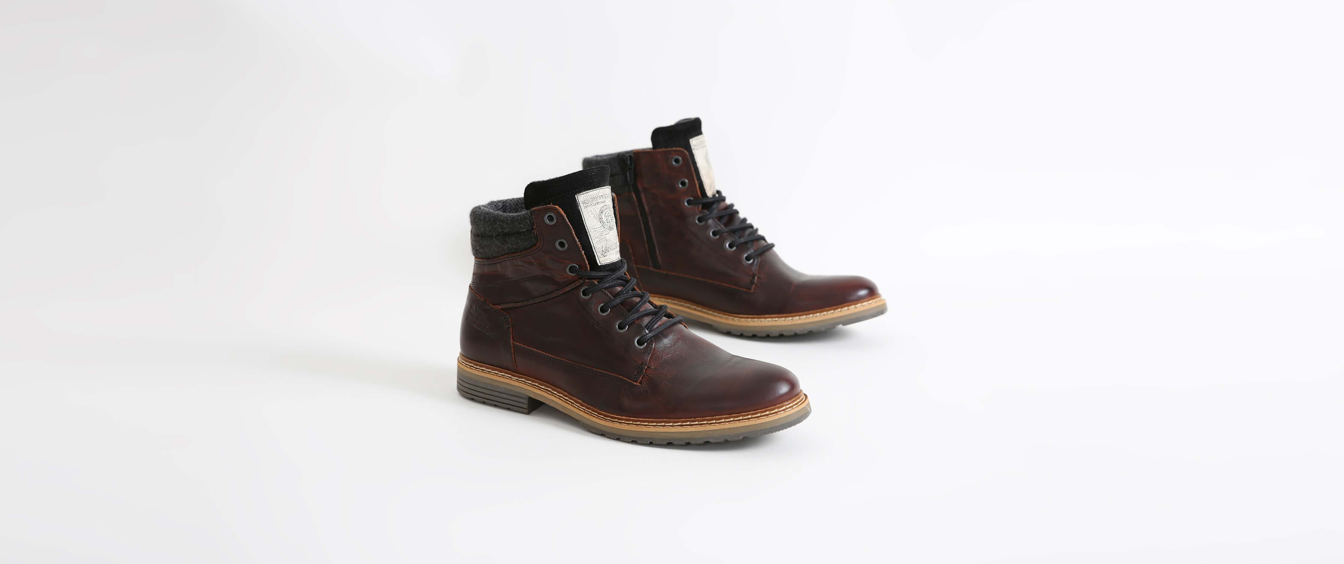 Shoes For Men Boots Buckle
