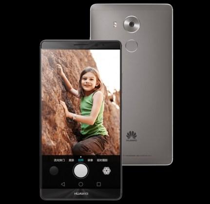 Huawei Mate 8 cámara