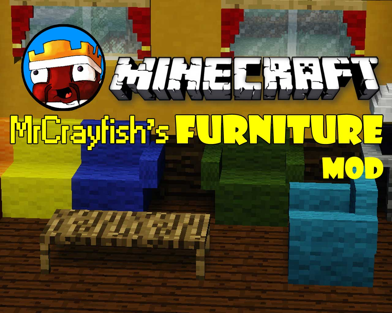 Minecraft Kitchen Mod 1.12.2 Mrcrayfish S Furniture Mod 1 13 2 1 12 2 Pimpminecraft