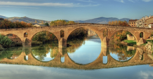 Puente_la_Reina._Camino_de_Santiago