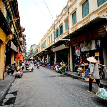 Hanoi Top 10 backpackers street pinaytraveller