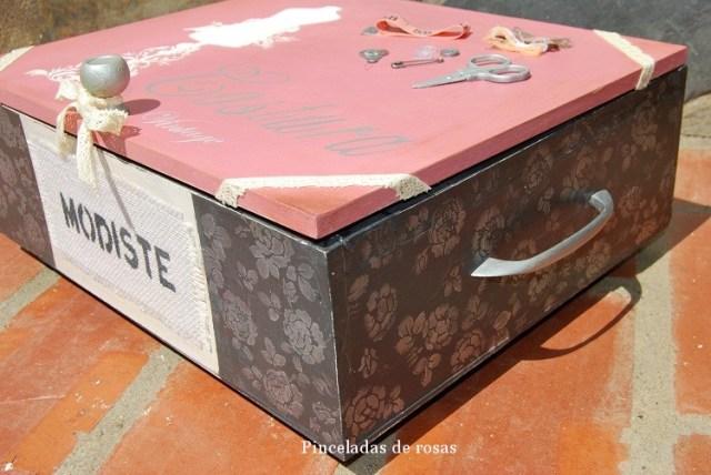 Caja de costura rosay plata metalizado agosto 2016 (22)