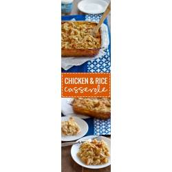 Small Crop Of Campbells Chicken And Rice Casserole