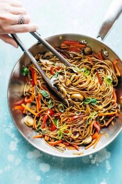 Horrible Minute Lo Mein Minute Lo Mein Recipe Pinch Yum Shrimp Lo Mein Pf Chang S Shrimp Lo Mein Crock Pot