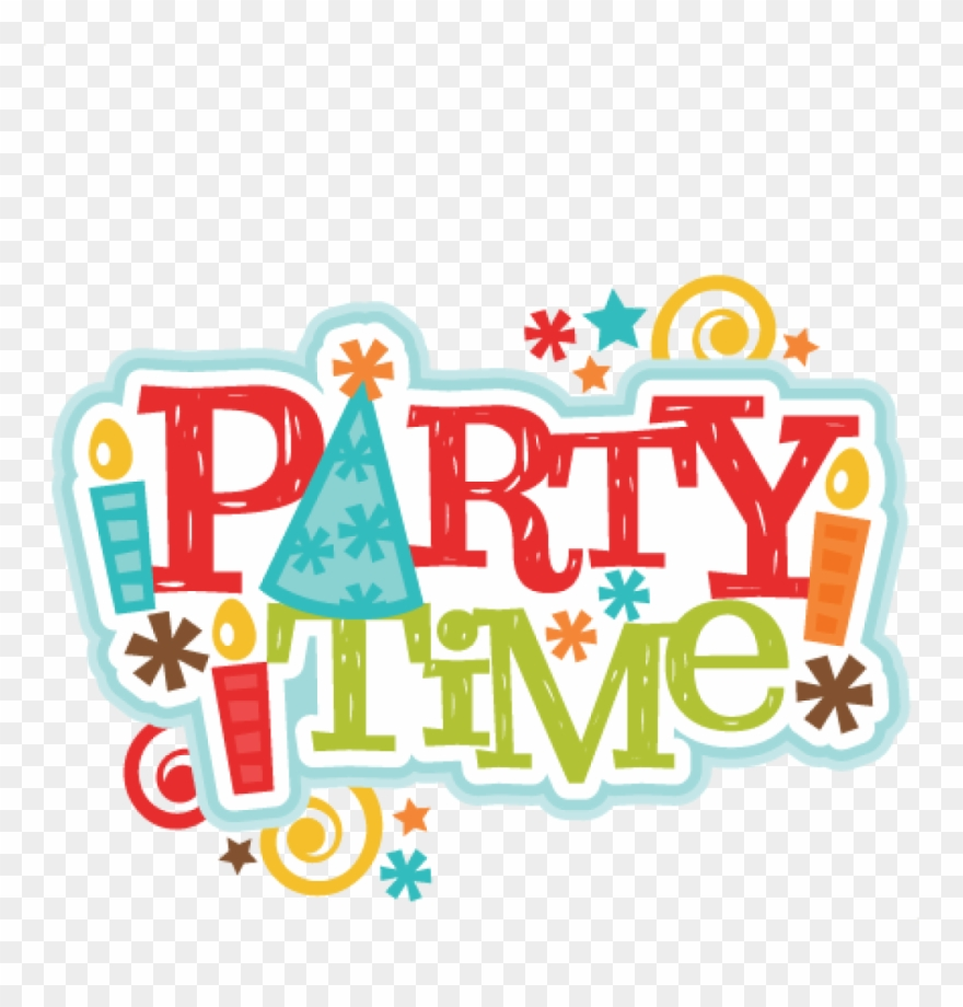 Party Time Clipart Party Time Free Clipart Download Rh Thelockinmovie Its