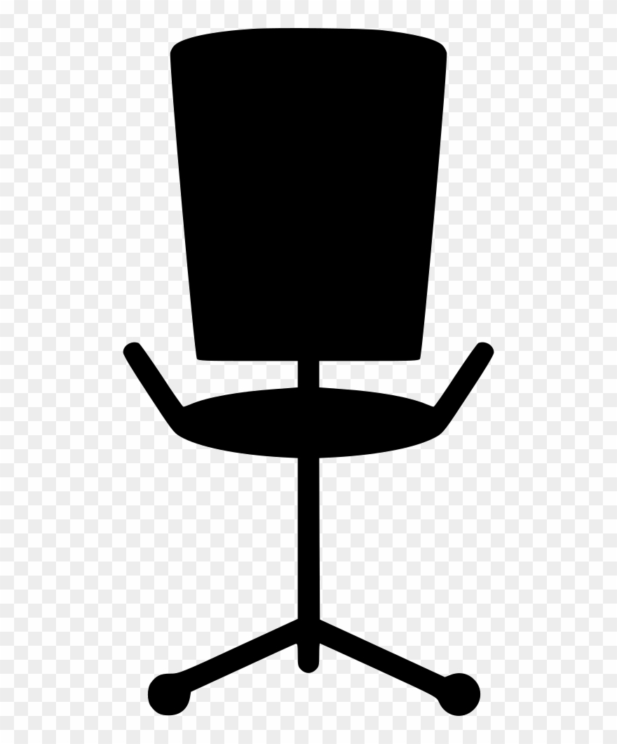 Working Chair Seat Sitting Working Chair Comments Clipart 2904062 Pinclipart