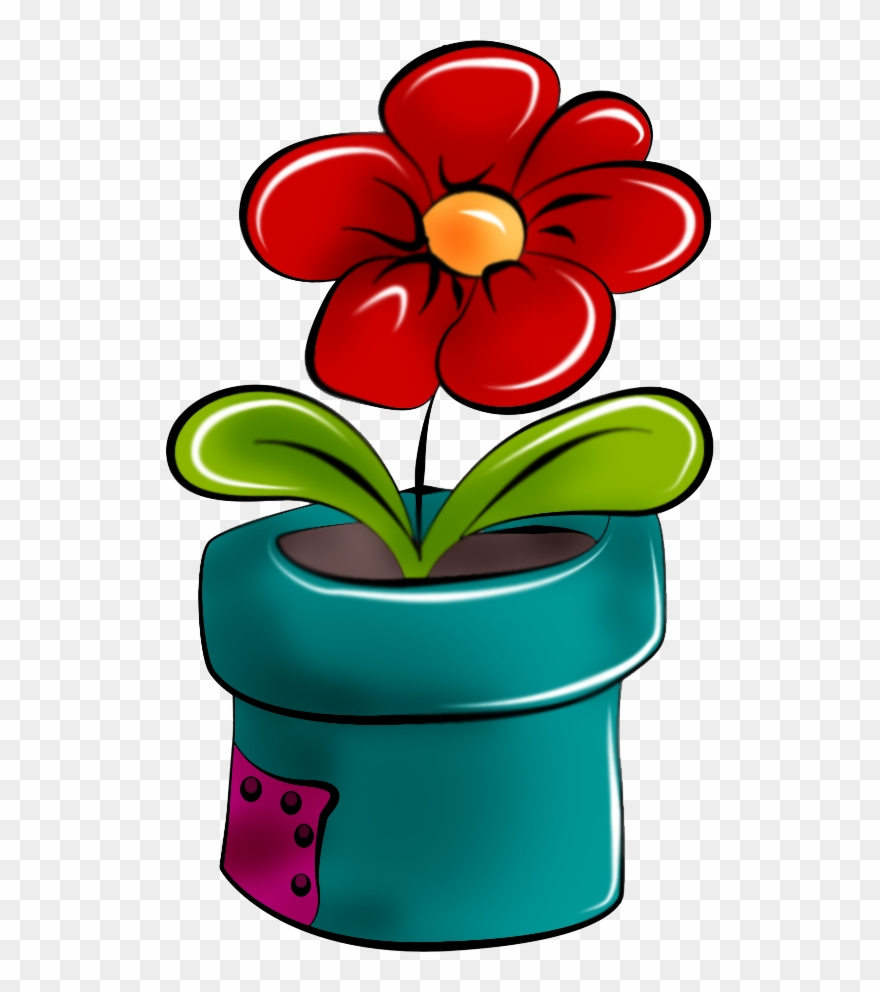 Dibujos De Macetas This Site Contains Information About Flower Clipart Dibujo