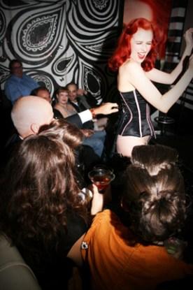 Bettina live (Photo: Joshua Katcher)