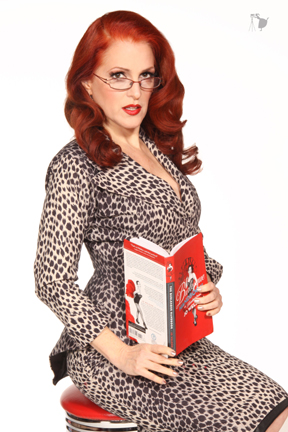 Jo Weldon (Photo: Dallas PinUp.Com)
