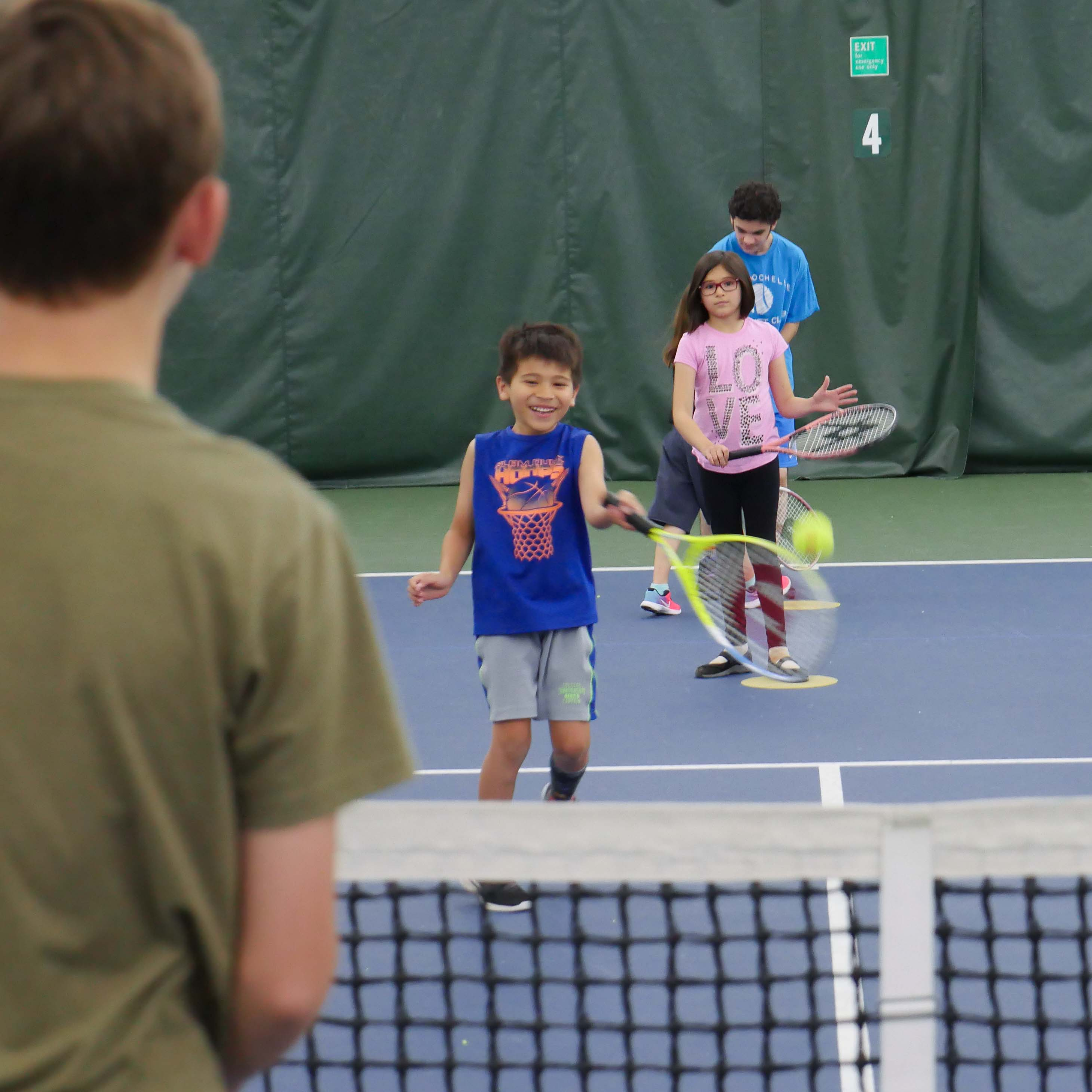 Tennis For Toddlers Kids Tennis And Rock Climbing