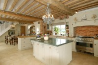 Kitchen Designs For Open Plan Living