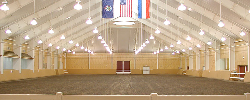 Equestrian Center - Pineland Farms, Inc