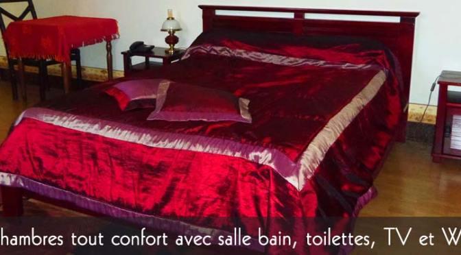 Chambre Hotel Saint Etienne