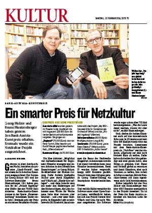 14-02-22 Kleine Zeitung