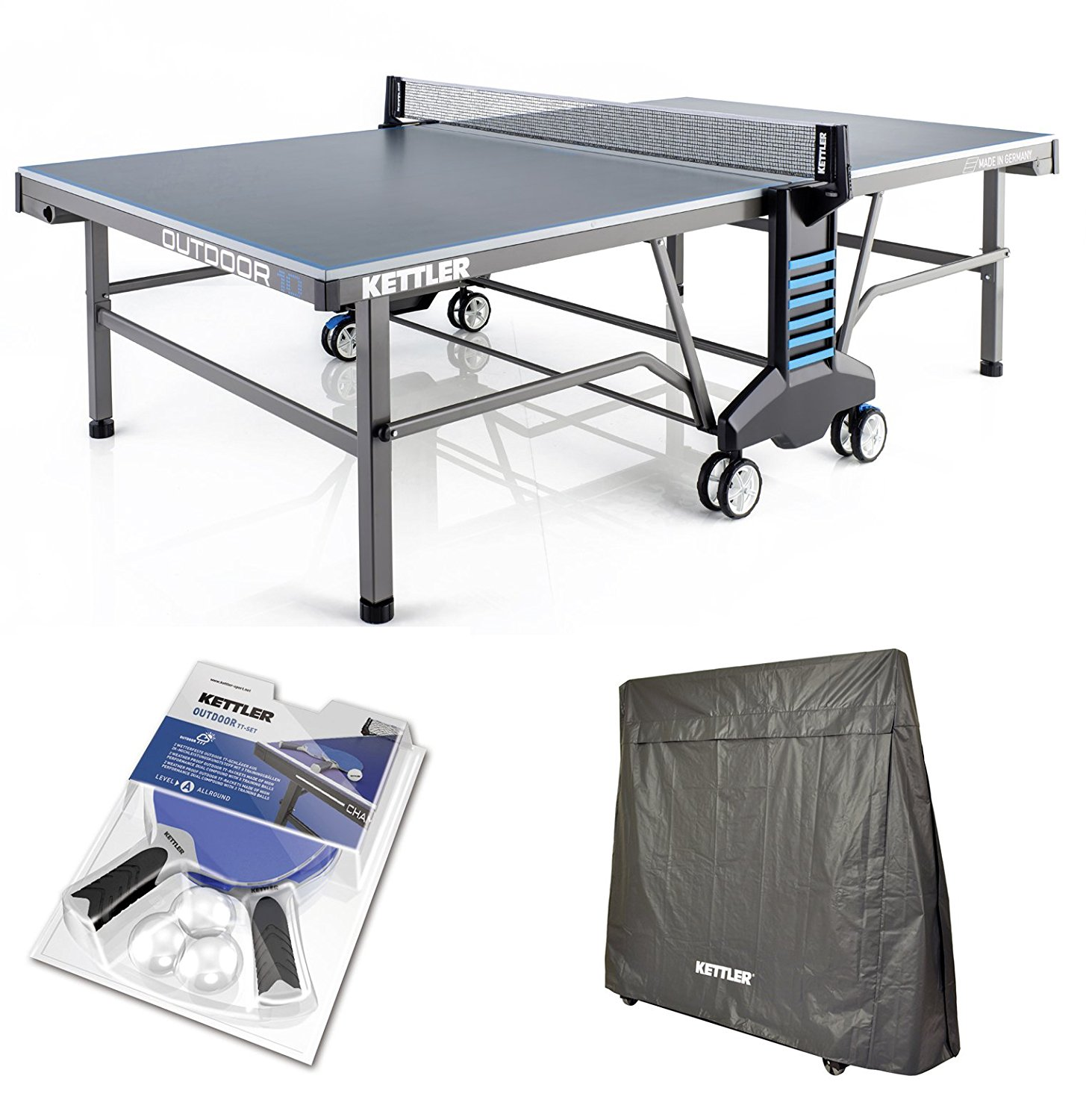 Kettler Mambo Kettler Indoor 10 Table Tennis Review