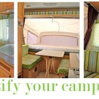 Prettify your camper