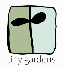 Pink Bird referencer - tiny gardens
