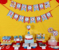 Dr. Seuss Baby Shower Ideas - Dr. Seuss Food Ideas, Game ...