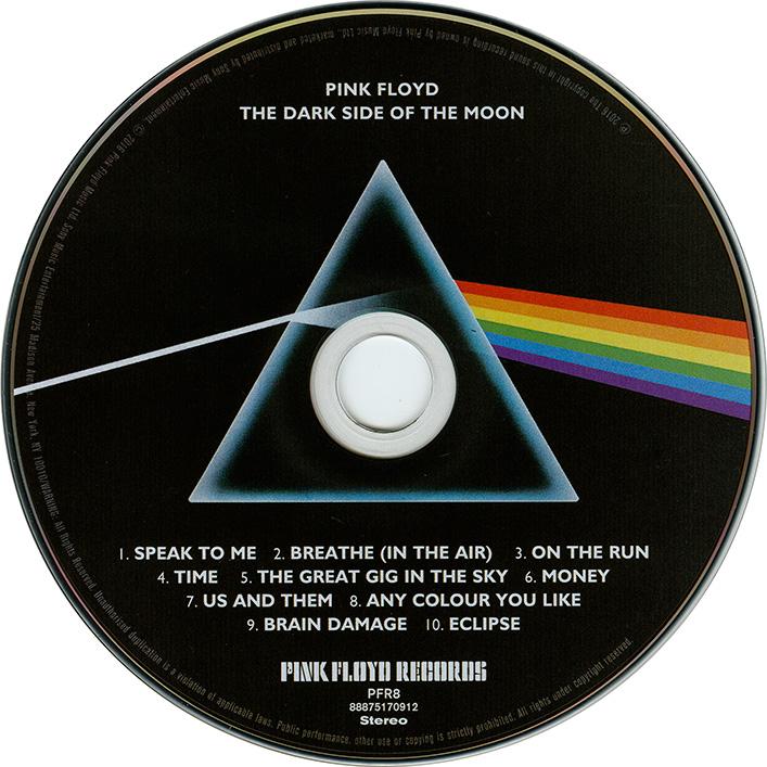Pink Floyd 2016 CD reissues under \