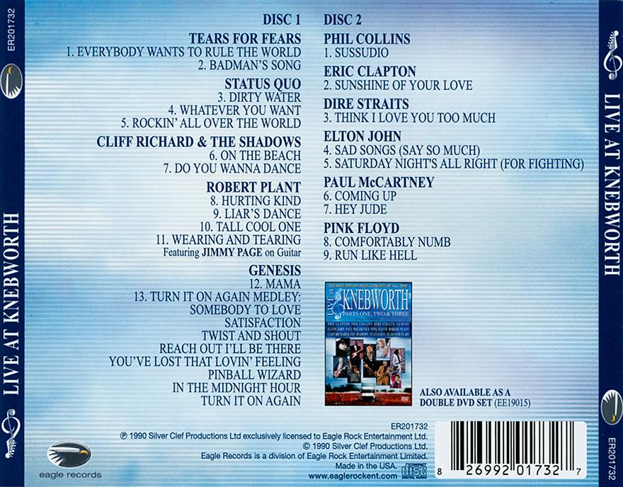 Pink Floyd Archives-U S Soundtrack CD Discography