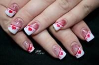 50 Best Valentines Day Nail Art Designs - Pink Lover