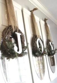 50 DIY Indoor Christmas Decorating Ideas - Pink Lover