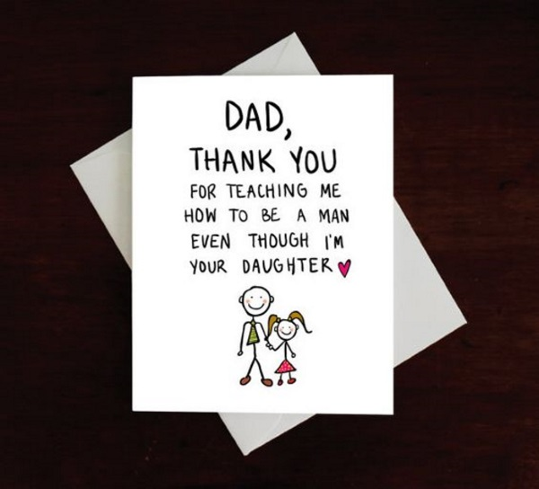 DIY Father\u0027s Day Cards that impressed Pinterest - Pink Lover