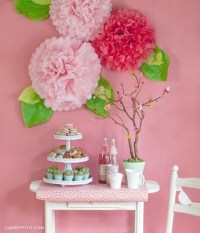 60 Beautiful Mother's Day Party Ideas - Pink Lover
