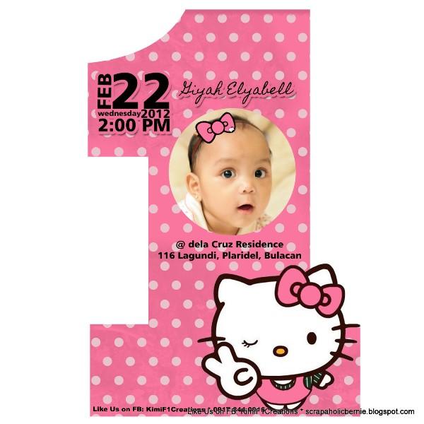 Hello Kitty Birthday Party Ideas - Pink Lover