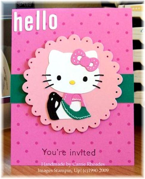 Hello Kitty Birthday Party Ideas - Pink Lover