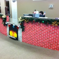 Fun Christmas Decorations For The Office