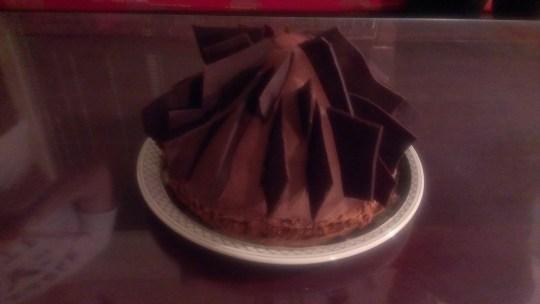 True Confections Hazelnut Belgian Mousse