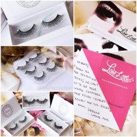 LoveLove Lashes! Mink Lashes Review
