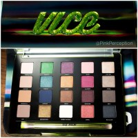 The New Vice 3 Pallet by Urban Decay