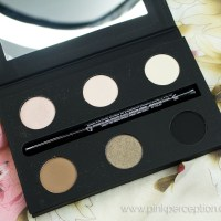 BH Cosmetics MakeupbyMandy24 Palette - Review and Swatches