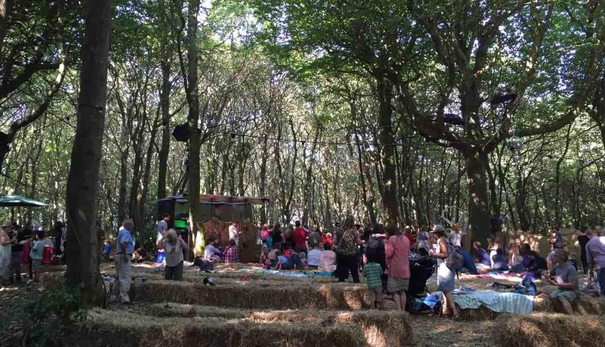 A Magical Afternoon at the Wild Woodland Summer Ball