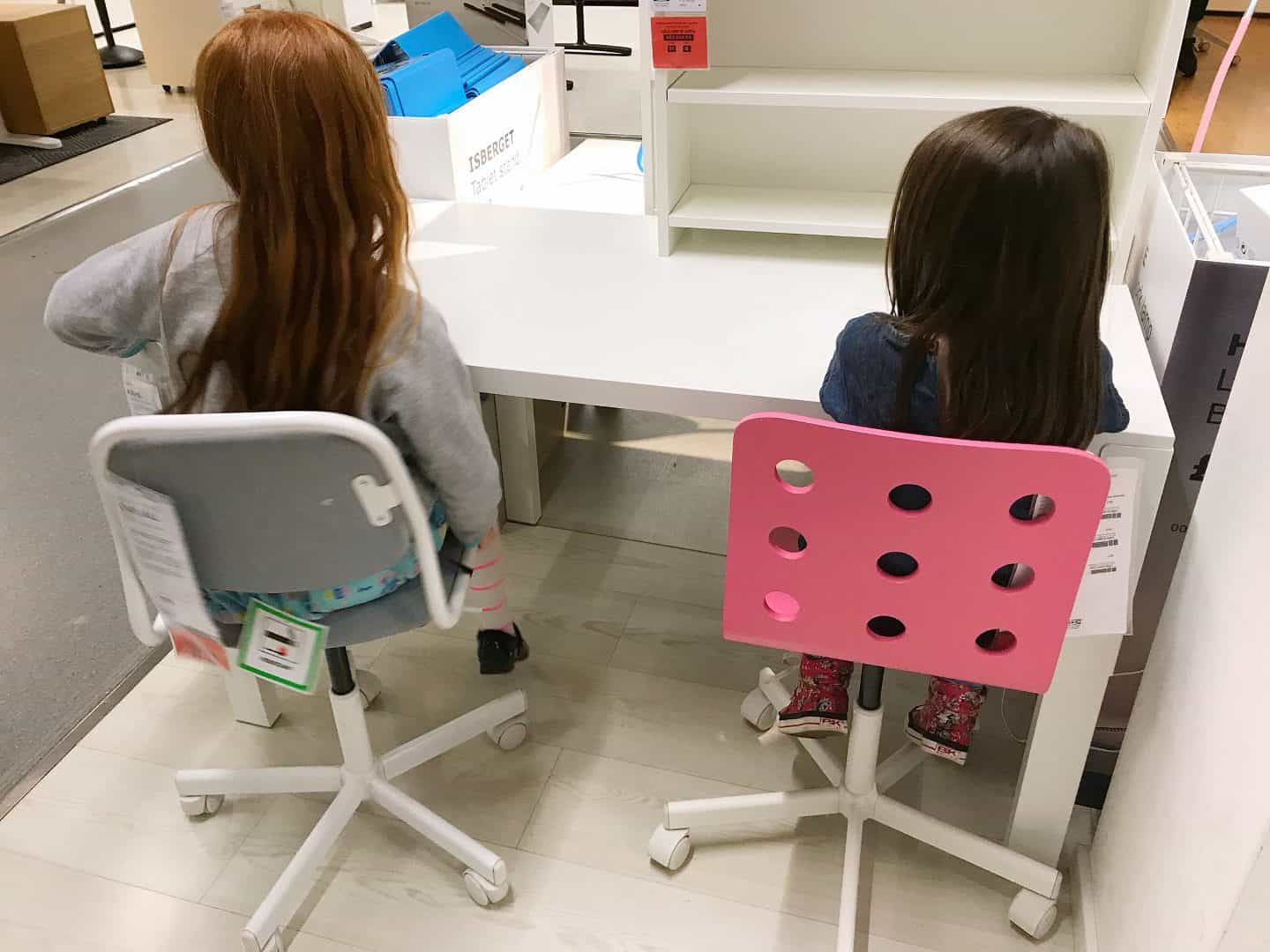 Ikea Pahl Desk Ikea Pahl Desk With Two Chairs | Pinkscharming