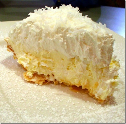Paleo Coconut Cream Pie I