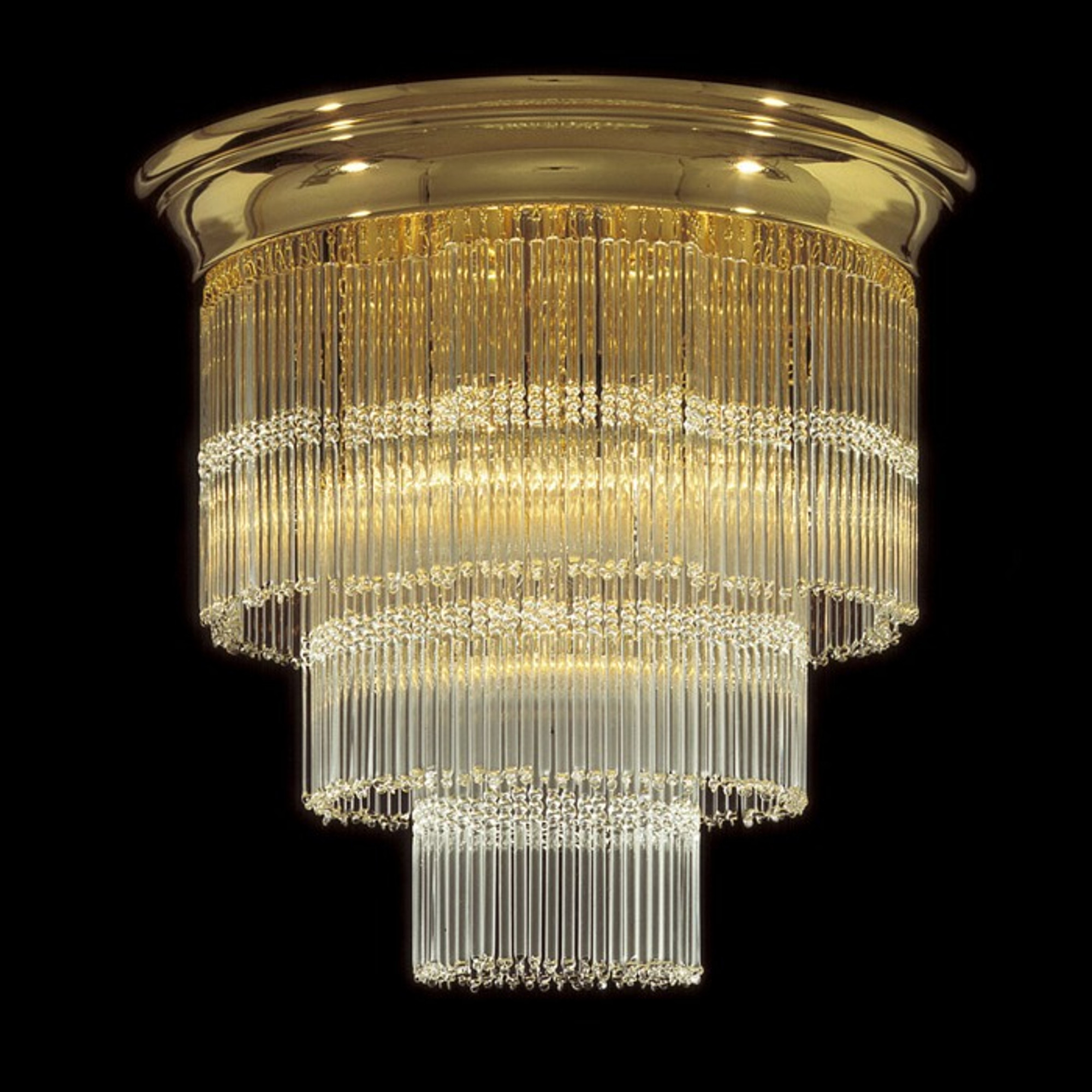 Art Deco Deckenleuchte Ceiling Light Kolarz Art Deco C450.17/42 | Pinlight.eu