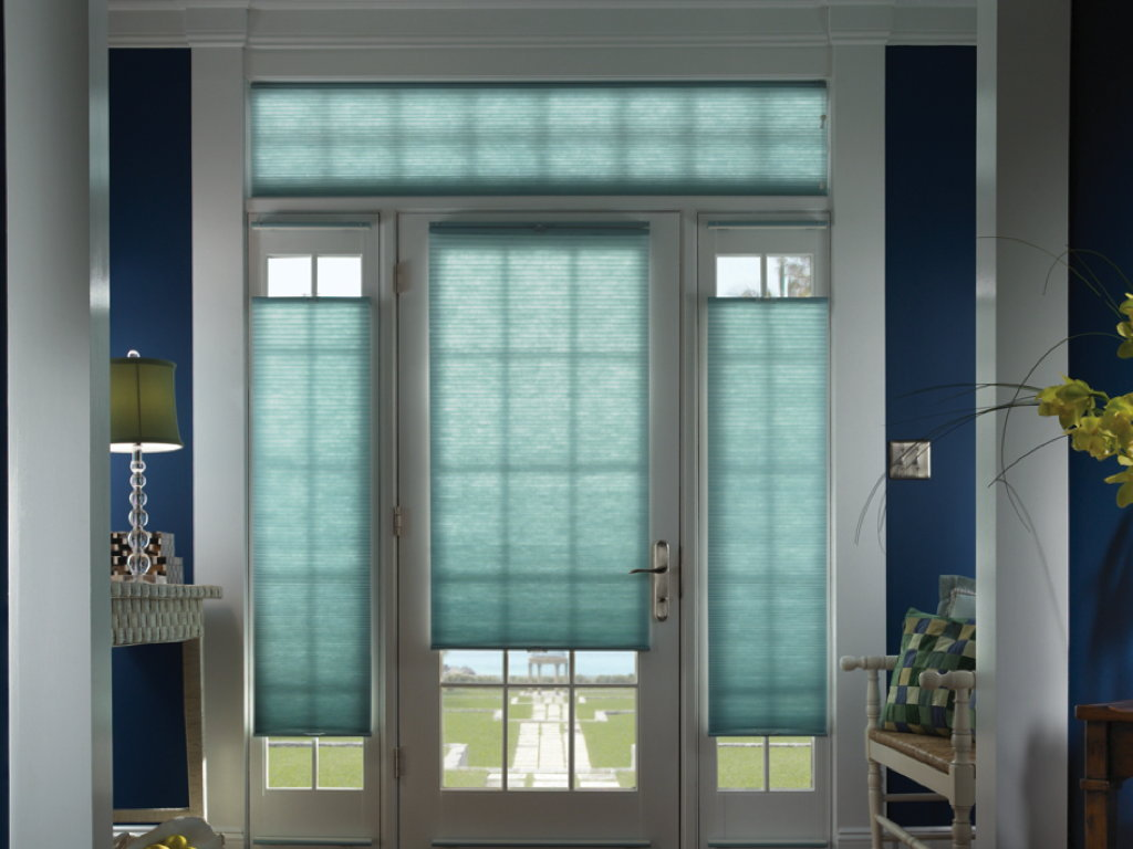 French Door Applications Pinnacle Window Coverings