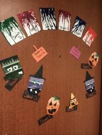 Resident Assistant: Halloween Door Decorations  Just Keep ...