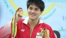 Singapore's Teenager Joseph Schooling leads a team of very powerful swimmers to the 2015 SEA Games.