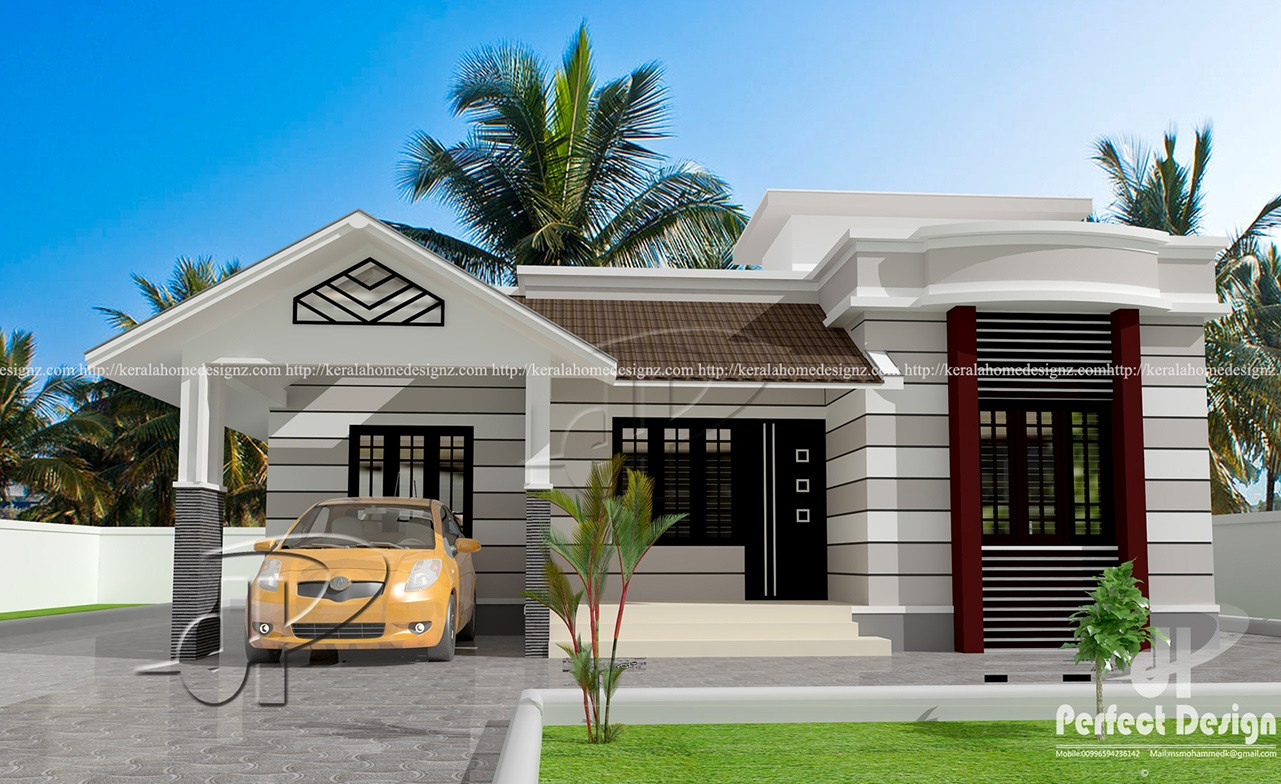 Www.home Design Gorgeous One Story House With Roof Deck Pinoy Eplans